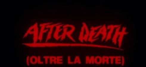 After Death (Oltre la morte)è un film del1989, diretto daClaudio Fragasso(con lo pseudonimo di Clyde Anderson) e prodotto daBruno Mattei. La sceneggiatura è stata scritta daRossella Drudi. Il film è...