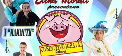 """Amiche e amici di Mondospettacolo sono Max Pieriboni e sono qui per invitarvi venerdì 12 settembre 2014 al Teatro Rosmini di Borgomanero, per lo show comico """"OBBIETTIVO RISATA"""", che presenterò..."""