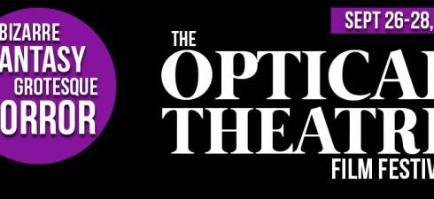 Il 26, 27 e 28 Settembre il Detour di Roma aprirà le porte alla prima edizione del The Optical Theatre Film Festival, rassegna cinematografica dedicata al cinema bizzarro, fantasy, horror...