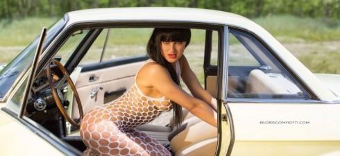 """Amici di Mondospettacolo, oggi sono in compagnia di Natalia Andronic, fotomodella originaria dell'est Europa trasferitasi da un po' di anni nel nostro paese. Lei si definisce una Modella Sportiva"""", vediamo..."""