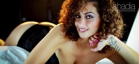 Amici di Mondospettacolo, sono il fotografo Bruno Desole e sono qui per presentarvi con questa fotointervista una bellissima modella: Shadia. Ciao Shadia, grazie per avermi concesso questa intervista. Come stai?...