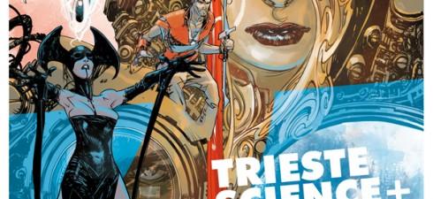 """La città di Trieste torna ad essere la capitale della fantascienza dal 29 ottobre al 3 novembre 2014 con la quattordicesima edizione del festival """"Trieste Science+Fiction"""", organizzato da La Cappella..."""