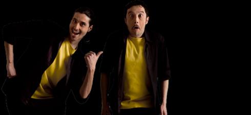 """Per gli amici di Torino , si preannuncia un week end all'insegna della risata, il duo composto dai comici Pietro Casella e Francesco Lattarulo meglio conosciuti come """" I SENSO..."""