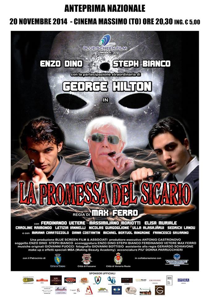 E' un grande ritorno sul grande schermo, quello del regista torinese Max Ferro. Venerdì 13 novembre 2015 verrà proiettato in anteprima nazionale al cinema Don Bosco di Rivoli (To) il […]