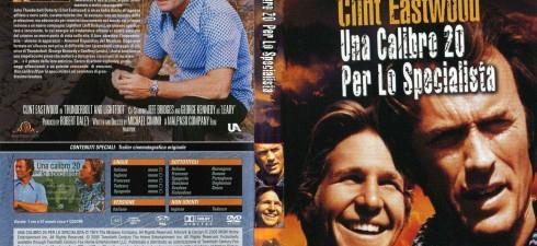 Una calibro 20 per lo specialista(Thunderbolt and Lightfoot) è unfilmdel1974scritto e diretto daMichael Ciminoe interpretato daClint EastwoodeJeff Bridges. È il primo film diretto da Cimino. Secondo i dati conferiti da...