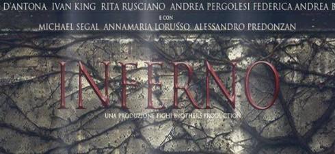 """Sono terminate dopo 40 giorni intensi e faticosi, le riprese della serie fantasy/thriller """"Inferno"""", la nuova epica serie prodotta dalla Pighi Brothers Production, scritta da Alessandro e Andrea Malpighi e..."""
