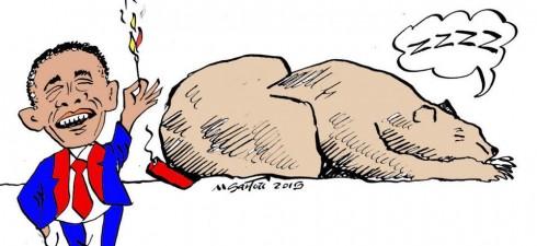 La vignetta è di Marcello Sartori