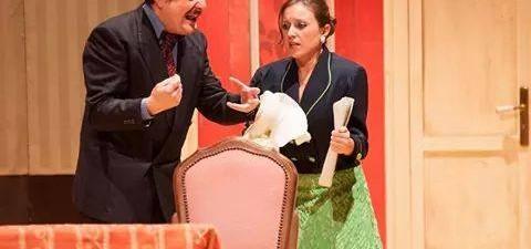 Il 16 e il 17 maggio p.v. I NUOVI Giullaricon la regia diAntonio Furianoporteranno in scena al teatro BOLIVAR di Napoli una delle commedie più divertenti scritte dal Maestro EDUARDO...