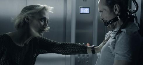"""Dopo l'anteprima al 60° Taormina Film Fest del giugno 2014, con ottimi riscontri di pubblico e critica, """"The Elevator"""" sarà proiettato sabato 9 maggio alle ore 22.30 al The Space..."""
