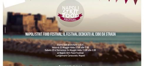 Il cibo da strada inonderà il Lungomare Caracciolo dal 22 al 24 maggio: è già record sui social network NAPOLI, 20 maggio 2015 – L'attesa è finita. In città pare...