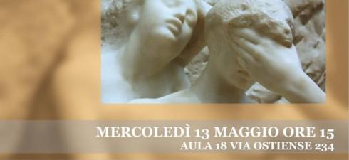 ORFEO UN MITO SENZA TEMPO Mercoledi 13 maggio ore 15 Università degli Studi Roma Tre Via Ostiense 234 – Aula 18 Prenderà il via il progetto Teatrale sul Mito: ORFEO...