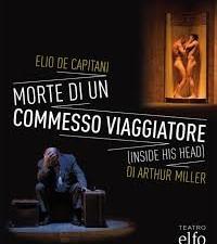 """Morte di un commesso viaggiatore Opera attualissima. Eccezionali i due protagonisti De Capitani e Crippa """"Costruito inizialmente sul ricordo di mio zio, il personaggio di Willy Loman, il protagonista di..."""