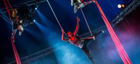 Cirko Vertigo e Festival GruVillage2015 presentano VERTIGO MAGIC SHOW Gran Galà di Magia e Circo Grandi illusioni, manipolazione di oggetti, bolle di sapone, levitazioni, giochi di prestigio, giocolieri, trapezisti, acrobati […]