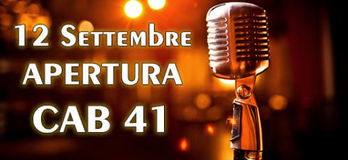 Sabato 12 Settembre ripartirà la stagione comica al Cab 41, lo storico locale di cabaret torinese di Via f.lli Carle 41, con una serata di gruppo condotta da Gianpiero Perone […]