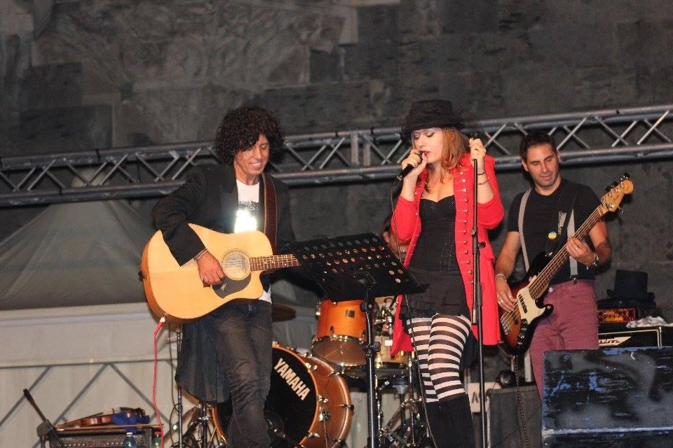 3 Lino Blandizzi con LIsa Starnini