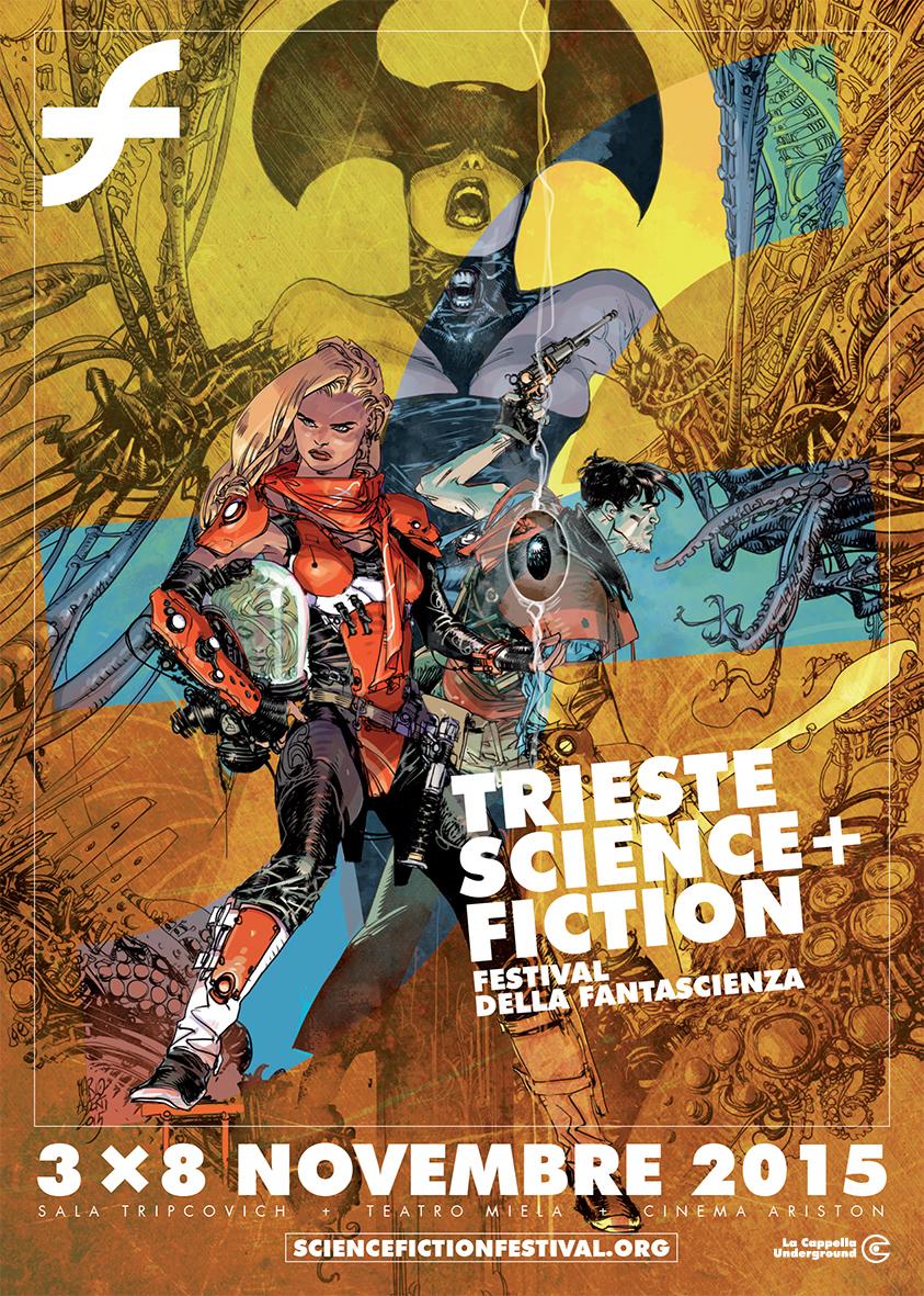VENEZIA – Trieste Science+Fiction annuncia i primi titoli del programma della quindicesima edizione del festival internazionale della fantascienza in programma dal 3 all'8 novembre 2015 e presenta il nuovo manifesto […]