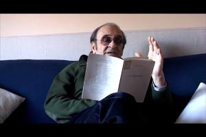 """Pier Paolo Capponi legge """"Contratto del poeta"""""""