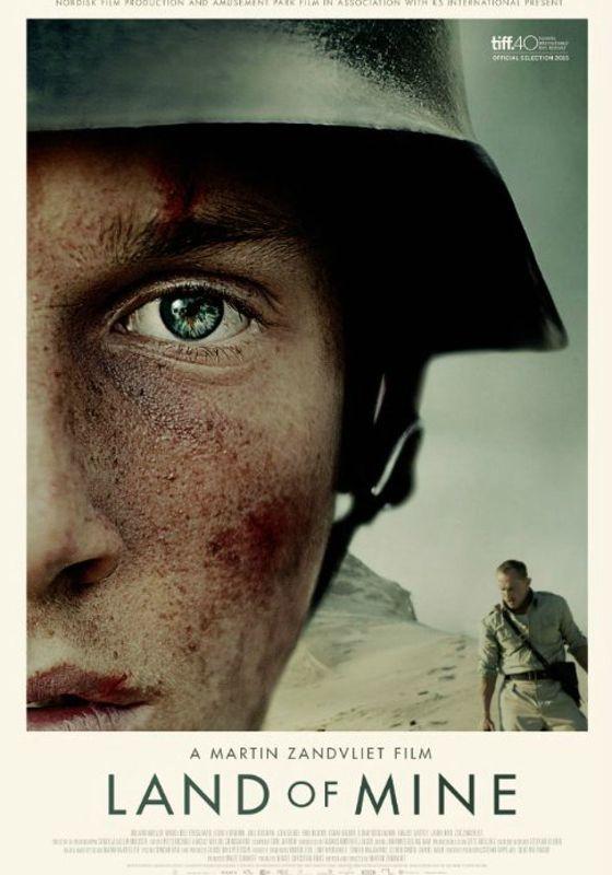 """Uno dei migliori film di questa Festa del Cinema di Roma è indubbiamente il danese """"Land of mine"""" di Martin Zandvliet. Una pagina di storia che in pochi conoscevano. Danimarca, […]"""
