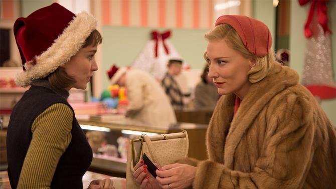 """Grande serata alla Festa del Cinema di Roma con la proiezione dell'intenso """"Carol"""" di Todd Haynes. New York, anni '50. Therese Belivet (Rooney Mara) è una timidaventenne impiegata in un […]"""