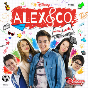 Alex&Co_Copertina_CD_DisneyChannel