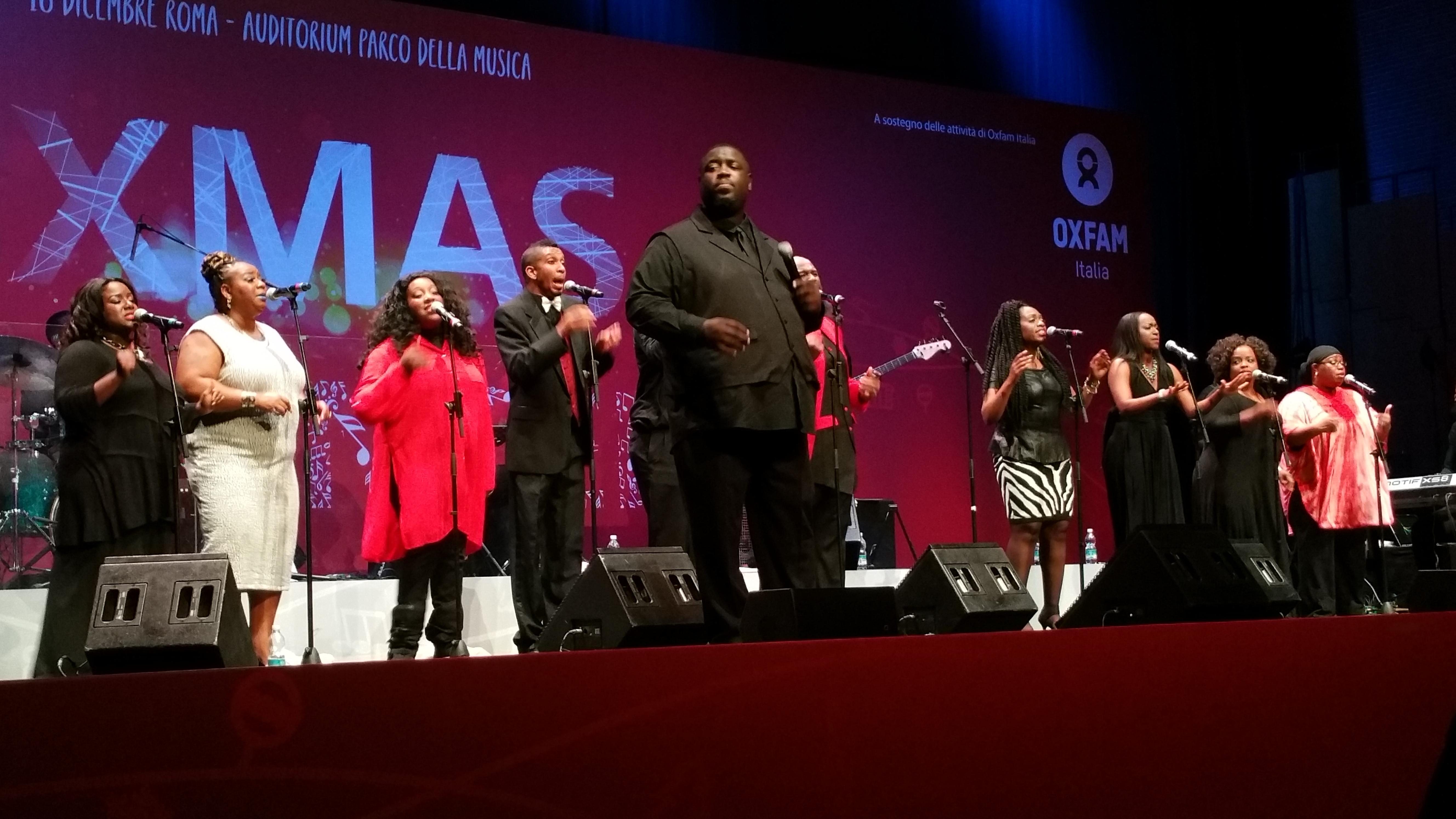 """Prosegue il """"Roma Gospel Festival"""" all'Auditorium Parco della Musica, all'interno della manifestazione """"Natale all'Auditorium"""". Ieri sera è stata la volta degli United Voices of Faith (UVOF), una formazione eterogenea composta […]"""