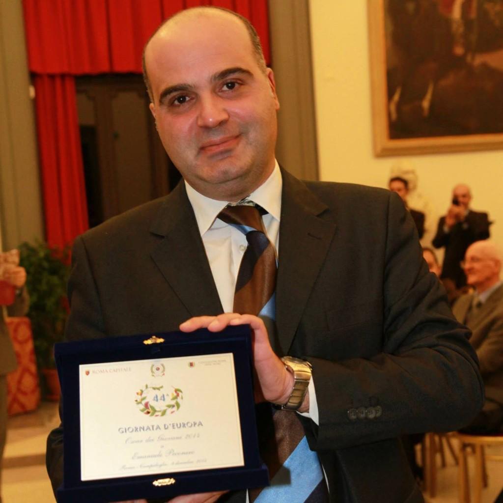 Premio Oscar dei Giovani - Personalità europea 2014