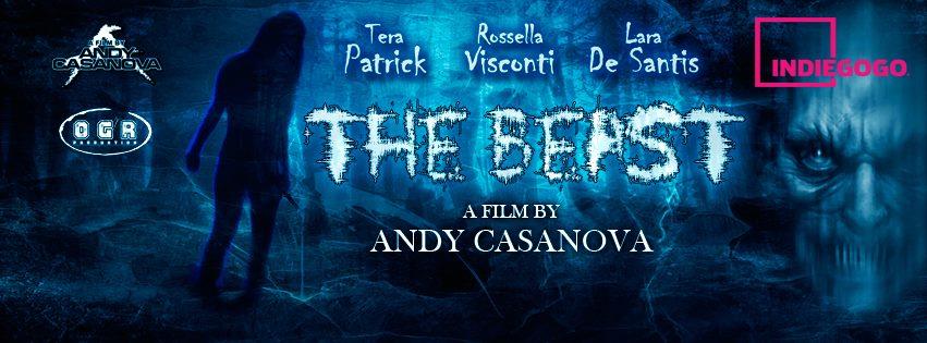 """Roma, 20 dicembre 2015 E' partita da un paio di settimane la campagna di crowdfunding suIndiegogo per """"The Beast""""il nuovo film del regista Andy Casanovacon un cast al femminile tutto […]"""