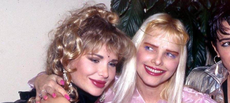 Intervista ilona staller ricorda la sua amica barbarella ex pornostar morta a dicembre - Diva futura film ...