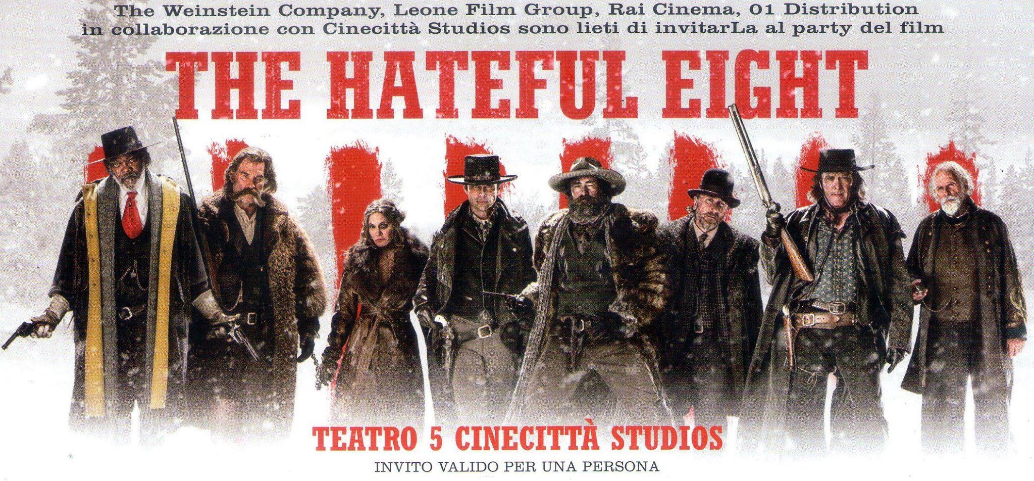 Roma, 28 gennaio 2016 Il Teatro5 di Cinecittà è stato trasformato in un straordinario cinema con 888 posti. Si, perché il 28 gennaio 2016 è stato il giorno della presentazione […]