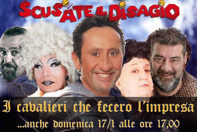 Beppe Braida, è uno dei comici più geniali e divertenti del nostro paese, da un po' di anni, ha ideato uno spettacolo pieno di frizzante comicità; Nel suoshow infatti, alquale […]