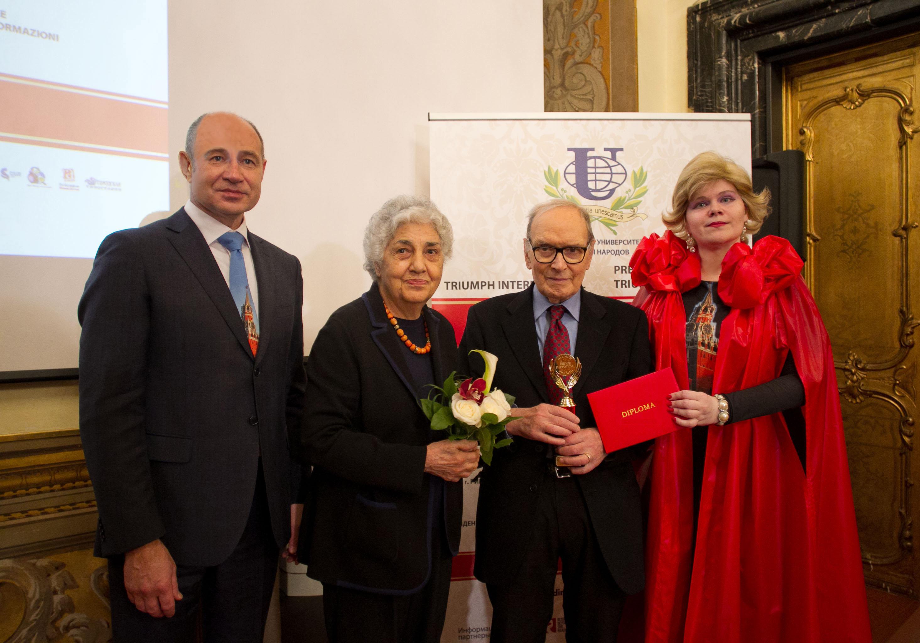 Due serate piene di fascino hanno fatto da cornice, venerdì 29 e sabato 30 gennaio scorsi, presso il Centro Russo di Scienza e Cultura di Roma, alla cerimonia di consegna […]