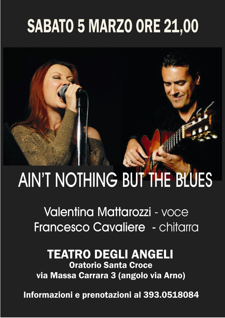 La cantautrice bolognese Valentina Mattarozzi terrà il suo prossimo concertoSabato 5 Marzo ore 21,00presso il Teatro degli Angeli, conosciuto anche come l'Oratorio di Santa Croce. Costruito nel '700, location suggestiva, […]