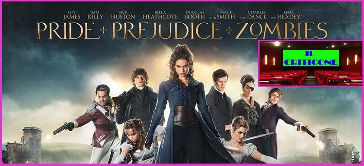 """Nuova puntata della rubrica """"Il Criticone"""" con le recensioni dei film al cinema. Oggi è la volta del crossover """"PPZ – Pride + Prejudice + Zombies"""". Nell'Inghilterra pre-vittoriana una grave […]"""