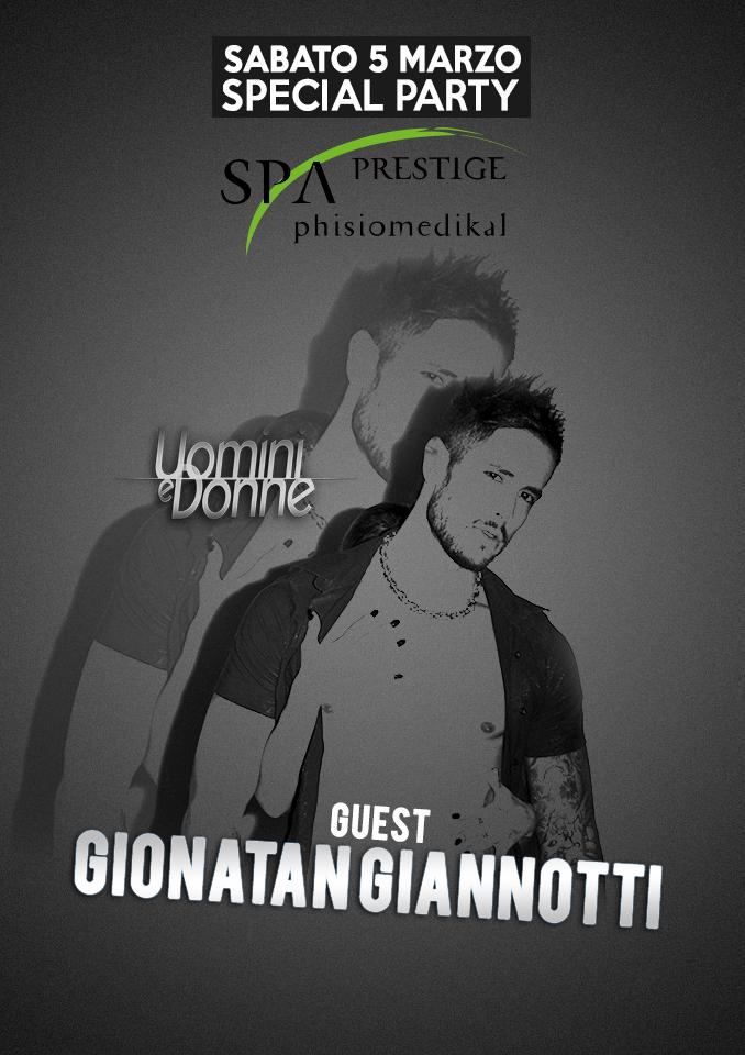 Party Spa Prestige Sabato 2 767dff17da8