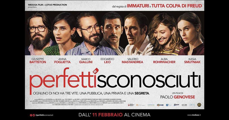 """E' appena uscita ed è già in testa al Box Office, sto parlando della bellissima commedia di Paolo Genovese: """" Perfetti sconosciuti"""",ecco i dati. Primo incasso ieri 12 febbraio per […]"""