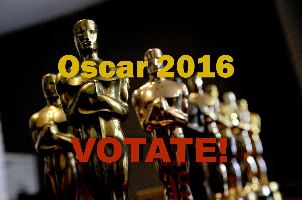 """Manca poco più di una settimana all'attesissima notte degli Oscar (Leggi qui tutte le nomination). Questa sarà l'edizione più incerta degli ultimi anni, con """"Revenant – Redivivo"""" che arriverà alla […]"""