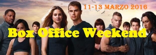 """Rieccoci col consueto appuntamento del lunedì con """"Box office weekend"""" e gli incassi del fine settimana cinematografico. Come avevamo previsto sette giorni fa ci sono stati notevoli cambiamenti al vertice […]"""