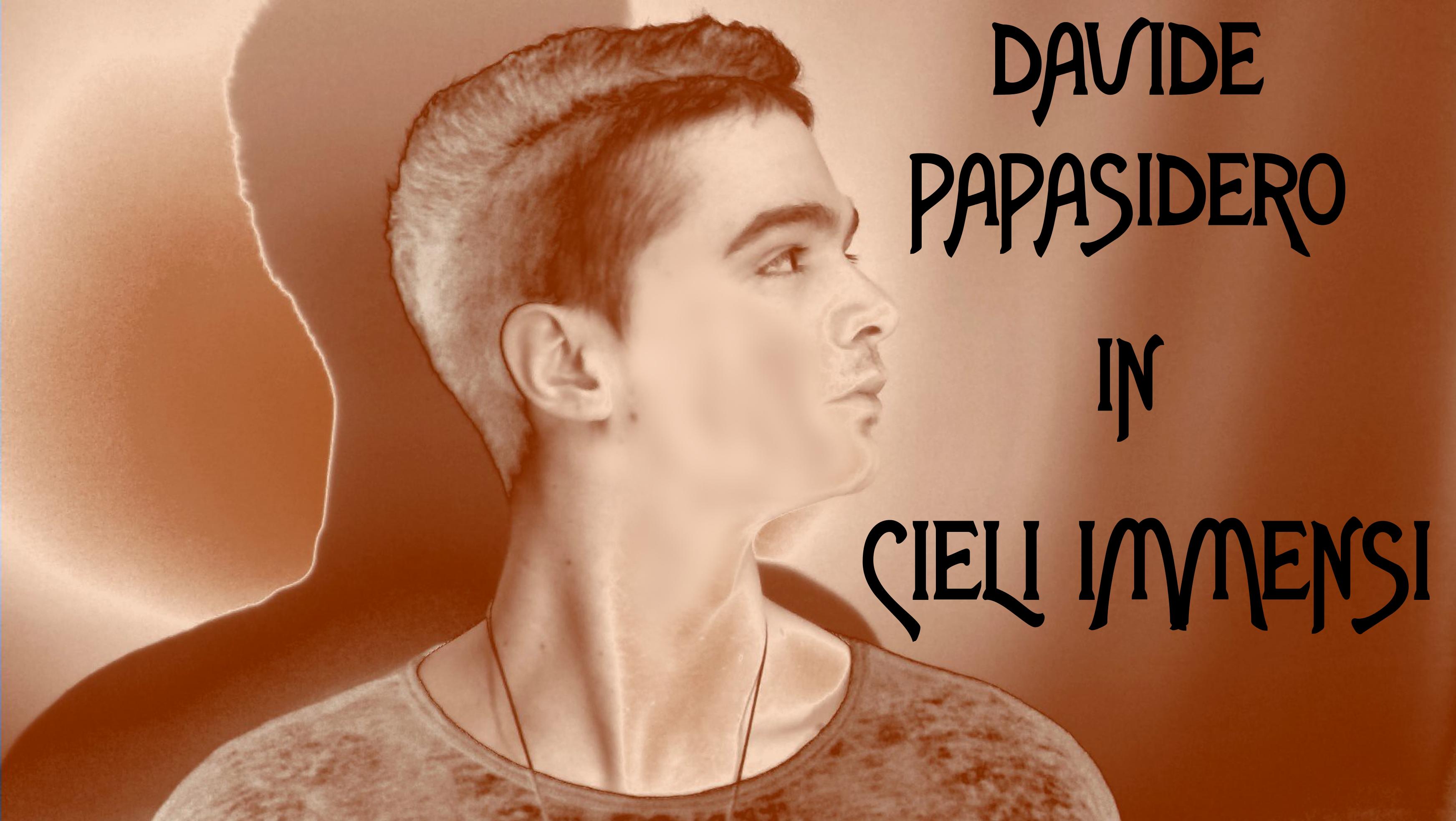 """L'eclettico Davide Papasidero, che ha debuttato a X Factor 5 e successivamente ha vinto il Festival di Castrocaro, è tornato in studio per incidere la canzone sanremese """"Cieli immensi"""", interpretata […]"""