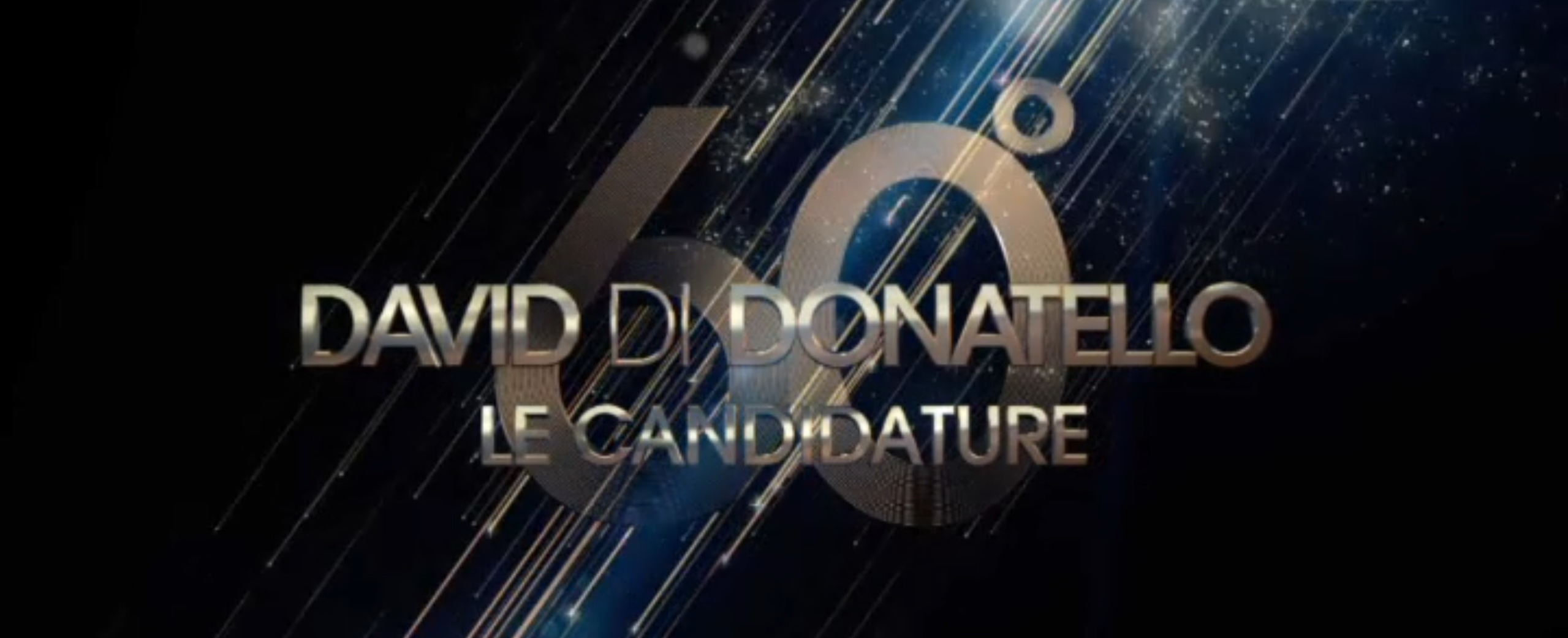 Sono state annunciate le candidaturedella 60a edizione deiDavid di Donatello, i più importanti premi del cinema italiano, da quest'anno finalmente trasmessi su Sky dopo anni di penose cerimonie targate RAI.Francesco […]
