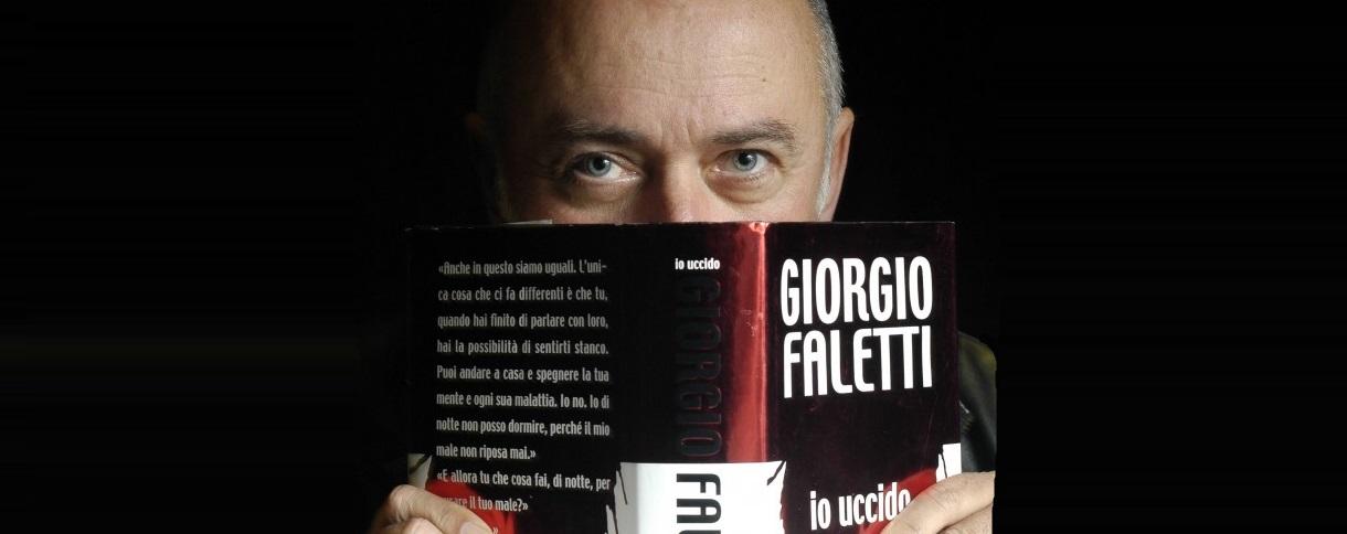 """""""Io uccido"""" ilbest seller del 2002 del compianto e poliedrico scrittore e attore Giorgio Faletti, morto a soli 63 anni nel 2014, diventerà una serie tv. A dirigerla niente di […]"""