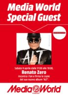 Renato Zero Mediaworld Roma 2016