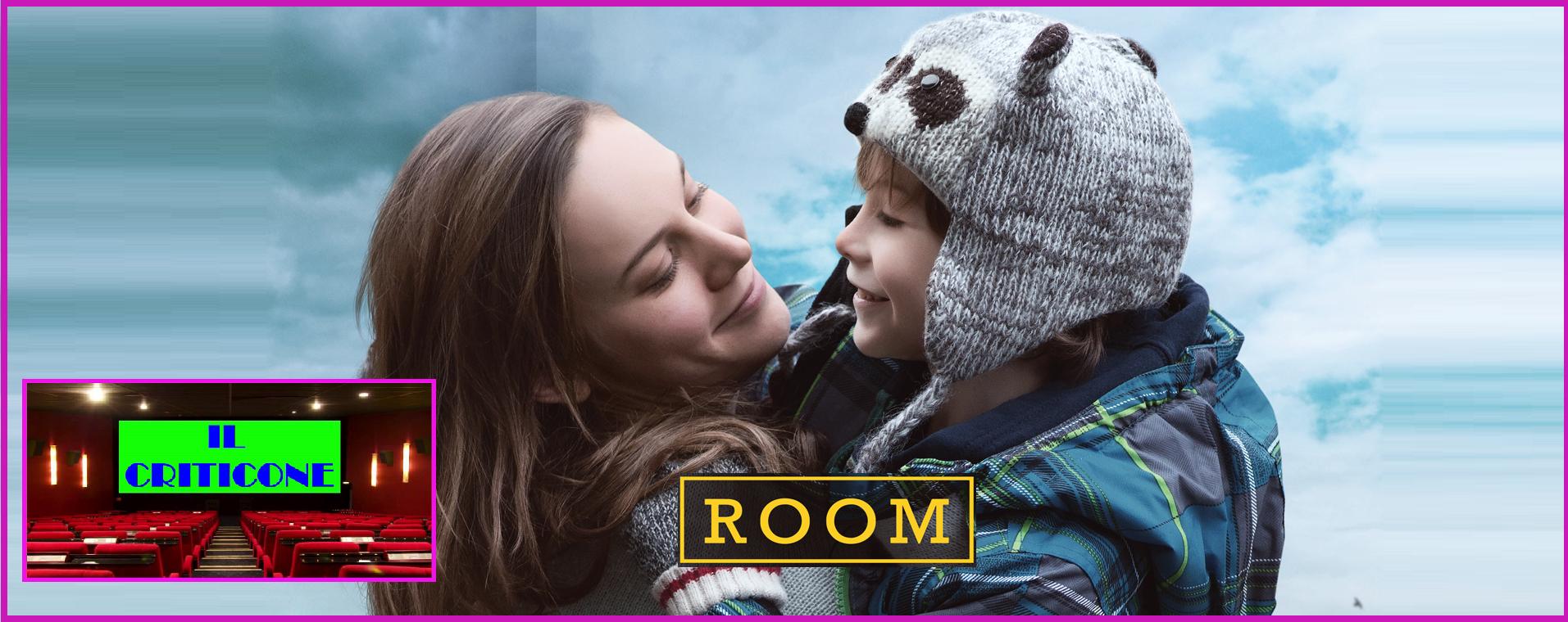 """Nuova puntata de """"Il Criticone"""" con il piccolo capolavoro """"Room"""", in uscita domani nei cinema italiani e presentato alla Festa del Cinema di Roma.Joy (Brie Larson) è una ragazza che […]"""