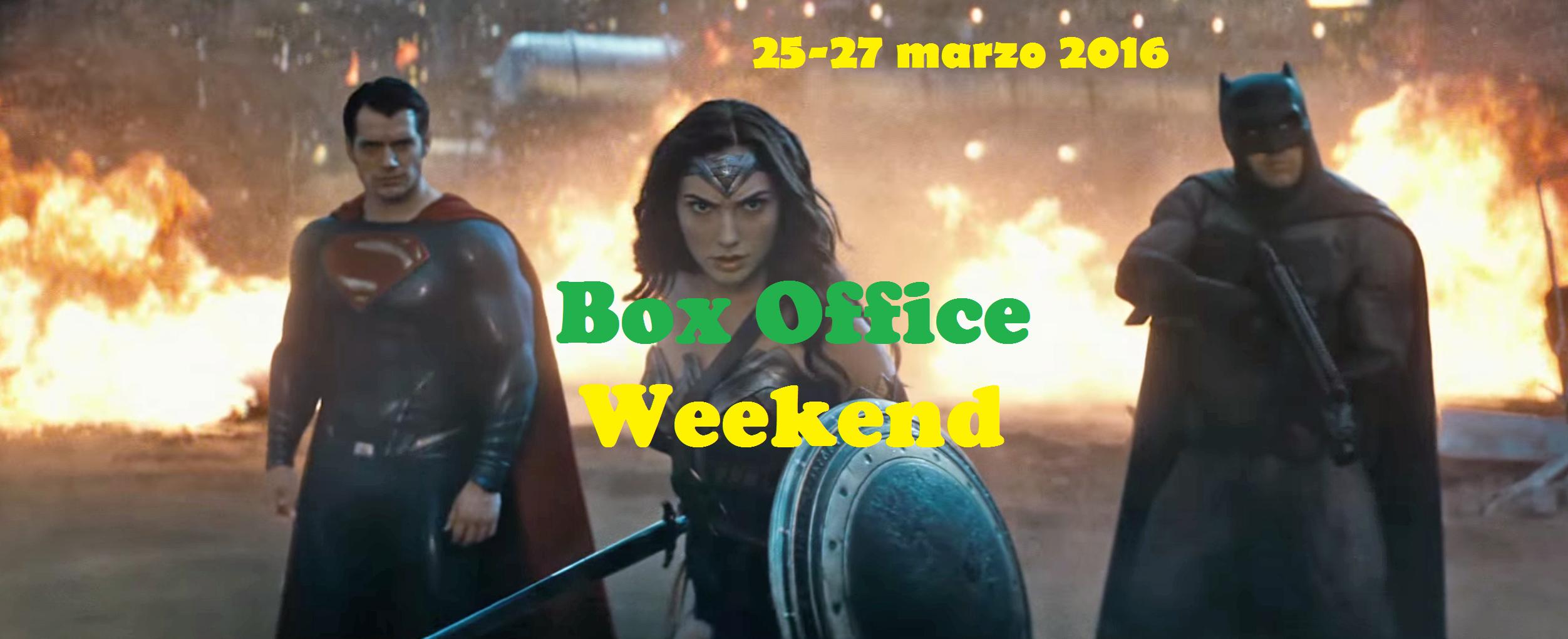 """Dopo i bagordi pasquali eccoci con l'ultimo appuntamento di marzo di """"Box Office Weekend"""" e gli incassi del fine settimana cinematografico. Come preannunciato, ma non è che servisse la sfera […]"""