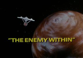 enemy within star trek