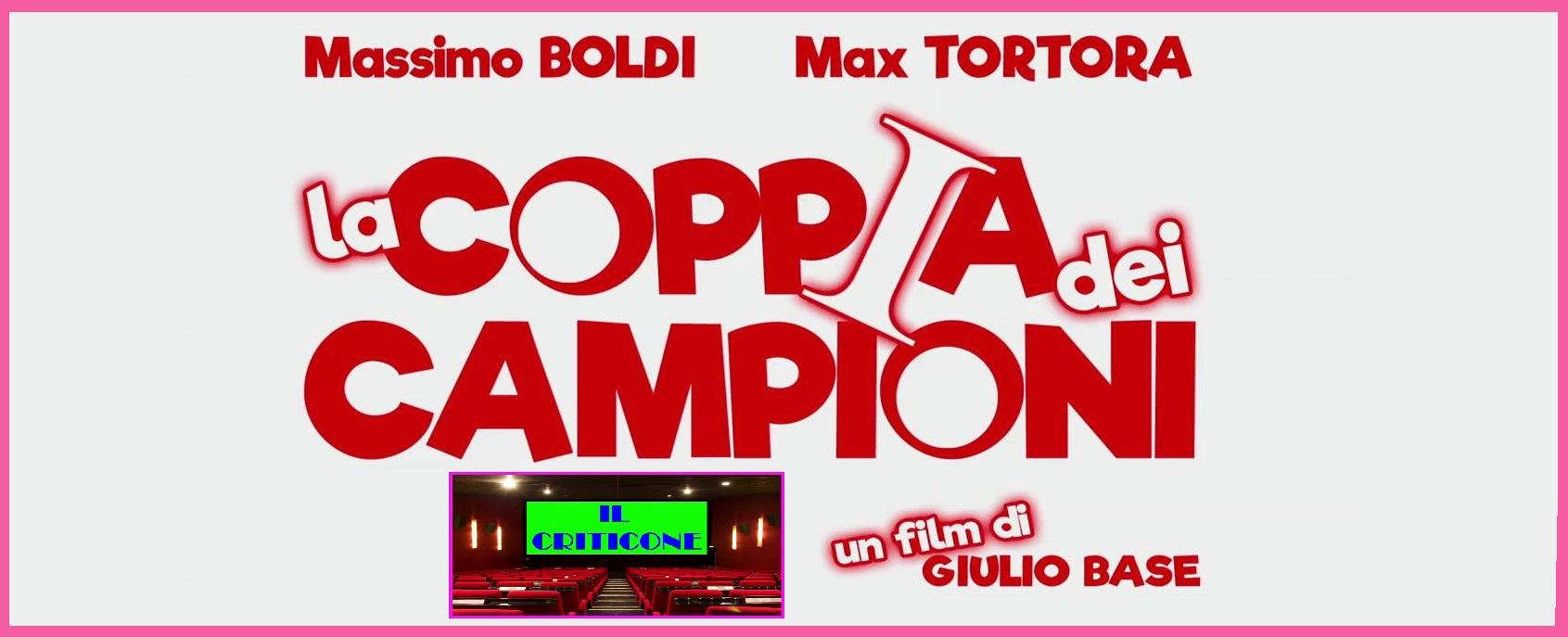 Non solo cinepanettoni. Torna Massimo Boldi in una stagione diversa da quella in cui siamo abituati a vederlo; non siamo infatti sotto Natale e neanche a novembre, ma nel rischioso […]