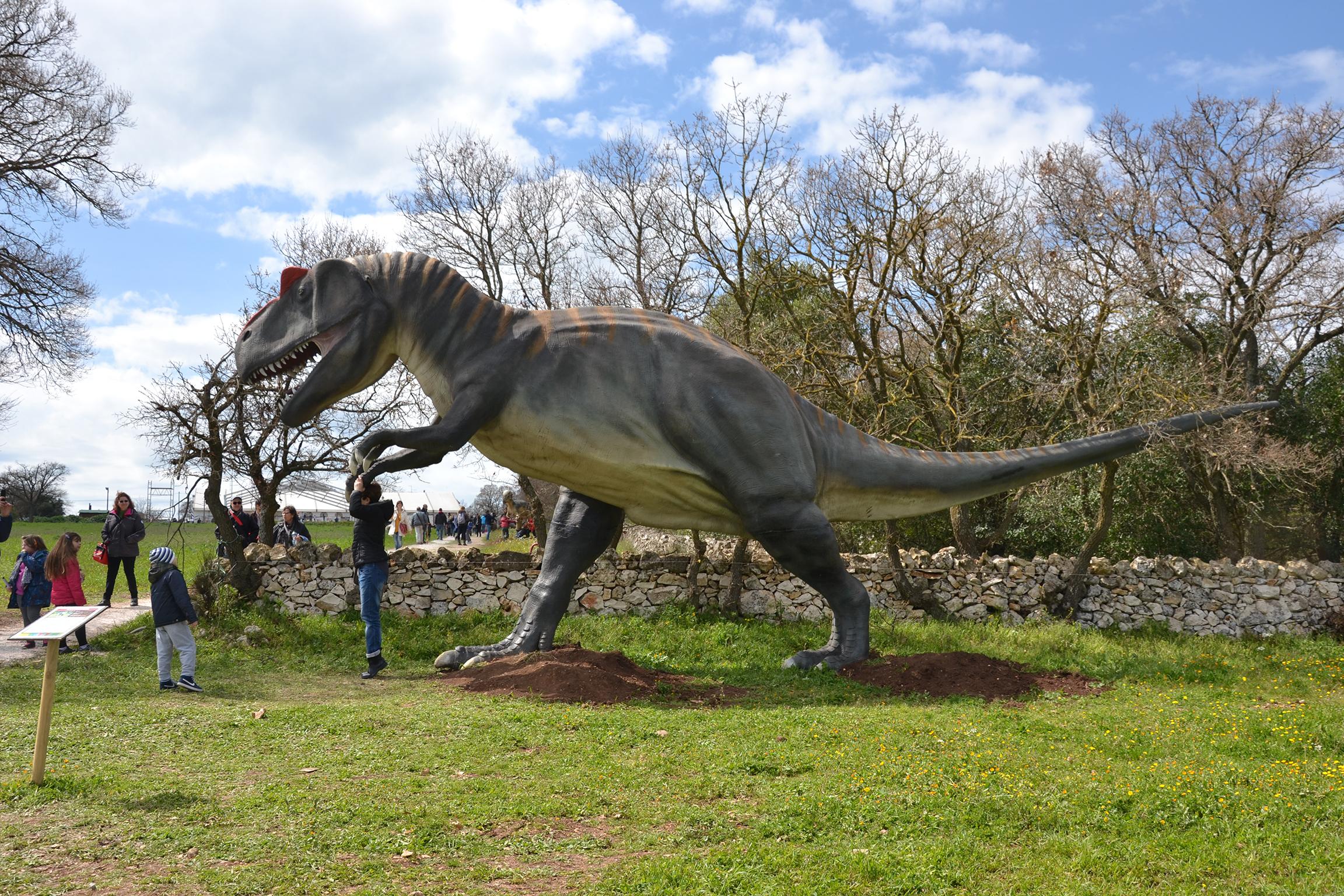 """20mila visitatori per """"World of dinosaurs"""" a Cassano delle Murge (Ba) Mostra prolungata fino al 5 giugno Estesa di un mese la permanenza in Puglia degli oltre50 modelli di dinosauri […]"""
