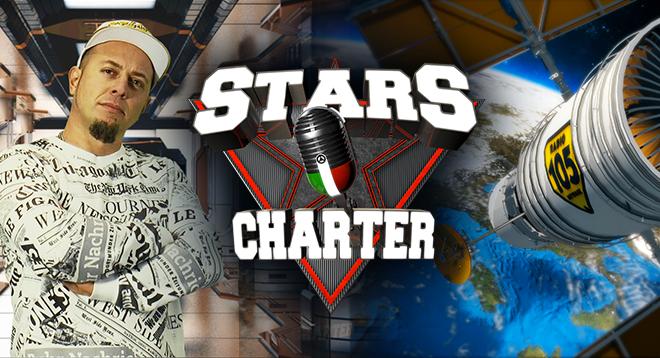 Stars Charter: la prima sit-com musicale ambientata nello spazio. Conduce Dj Mitch di Radio 105, in compagnia di un'intelligenza artificiale, intelligente solo sulla carta e numerosi ospiti. Quello che vi […]