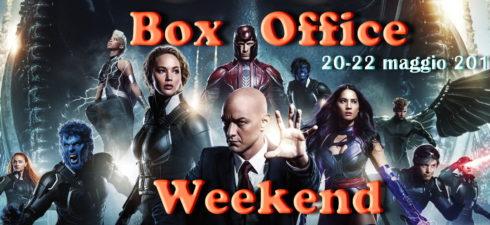 """Ancora unappuntamento di maggio con""""Box Office Weekend"""" e gli incassi del fine settimana cinematografico. Come avevamo preannunciato, irrompe in testa alla classifica """"X-Men: Apocalisse"""" di Bryan Singerche porta a casa1 […]"""