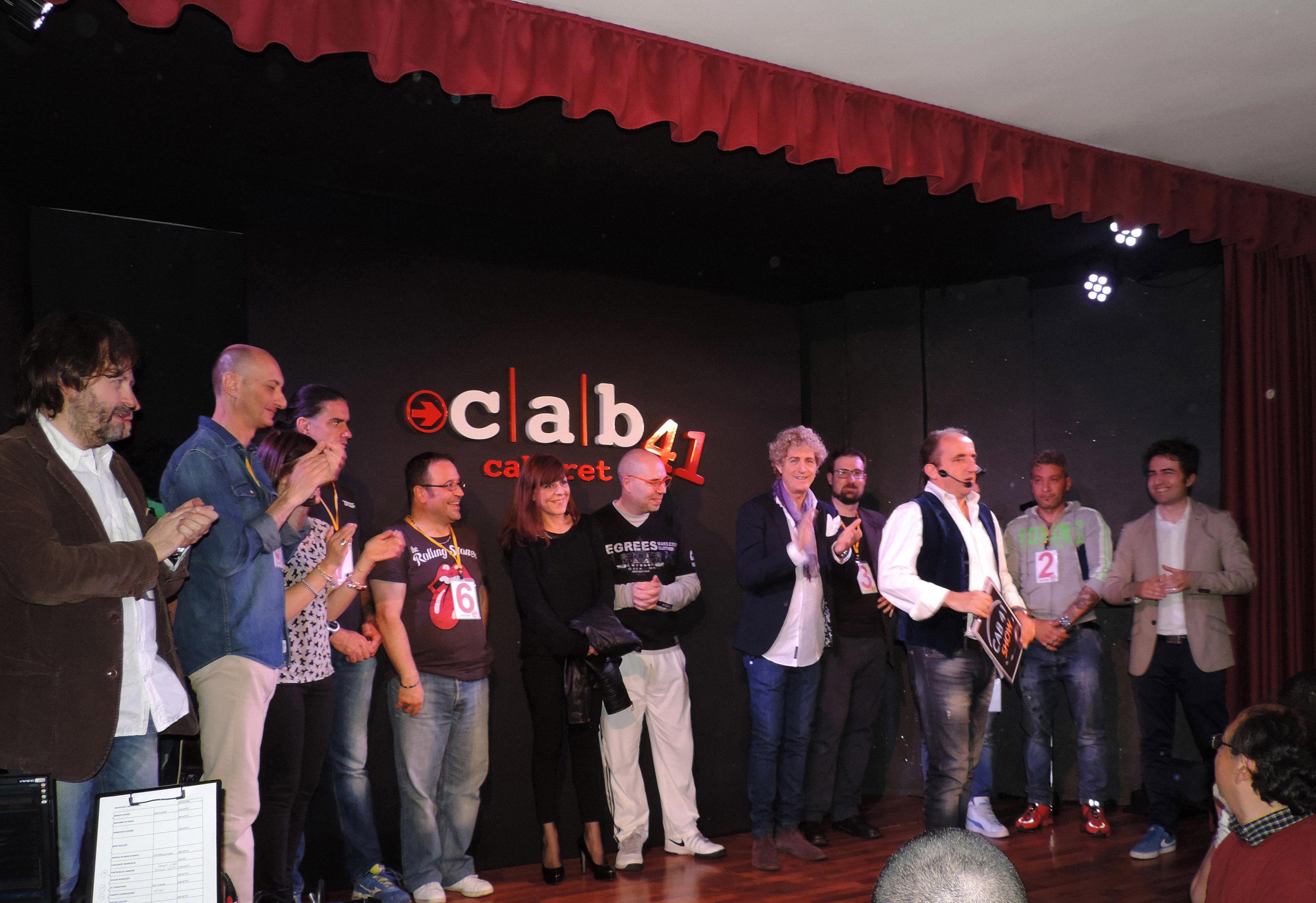"""Il festival del cabaret strega anche Torino. Al Cab41, storico locale del cabaret torinese, si è svolta la seconda selezione del Festival Nazionale del cabaret """"Facce da bronzi"""" – quarta […]"""