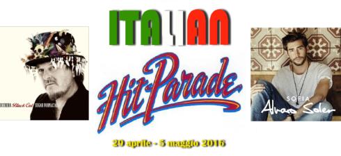 """Primo appuntamento di maggiocon la rubrica """"Italian Hit Parade"""" e la classifica dei dischi più venduti in Italia. Come previsto sette giorni fa """"Black Cat"""" (Universal), il nuovo album di […]"""